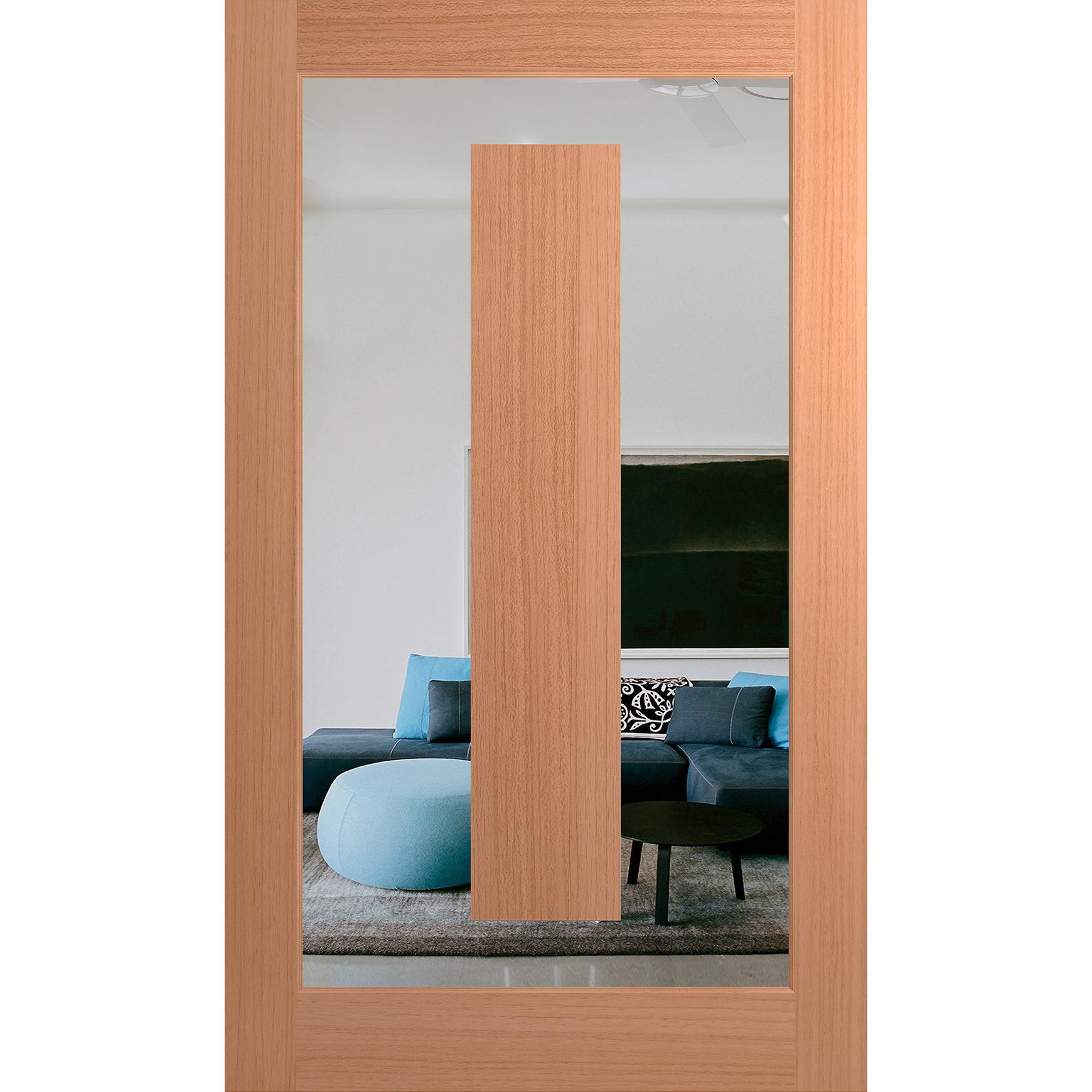 Hume Doors Illusion XIL21 SPM Clear