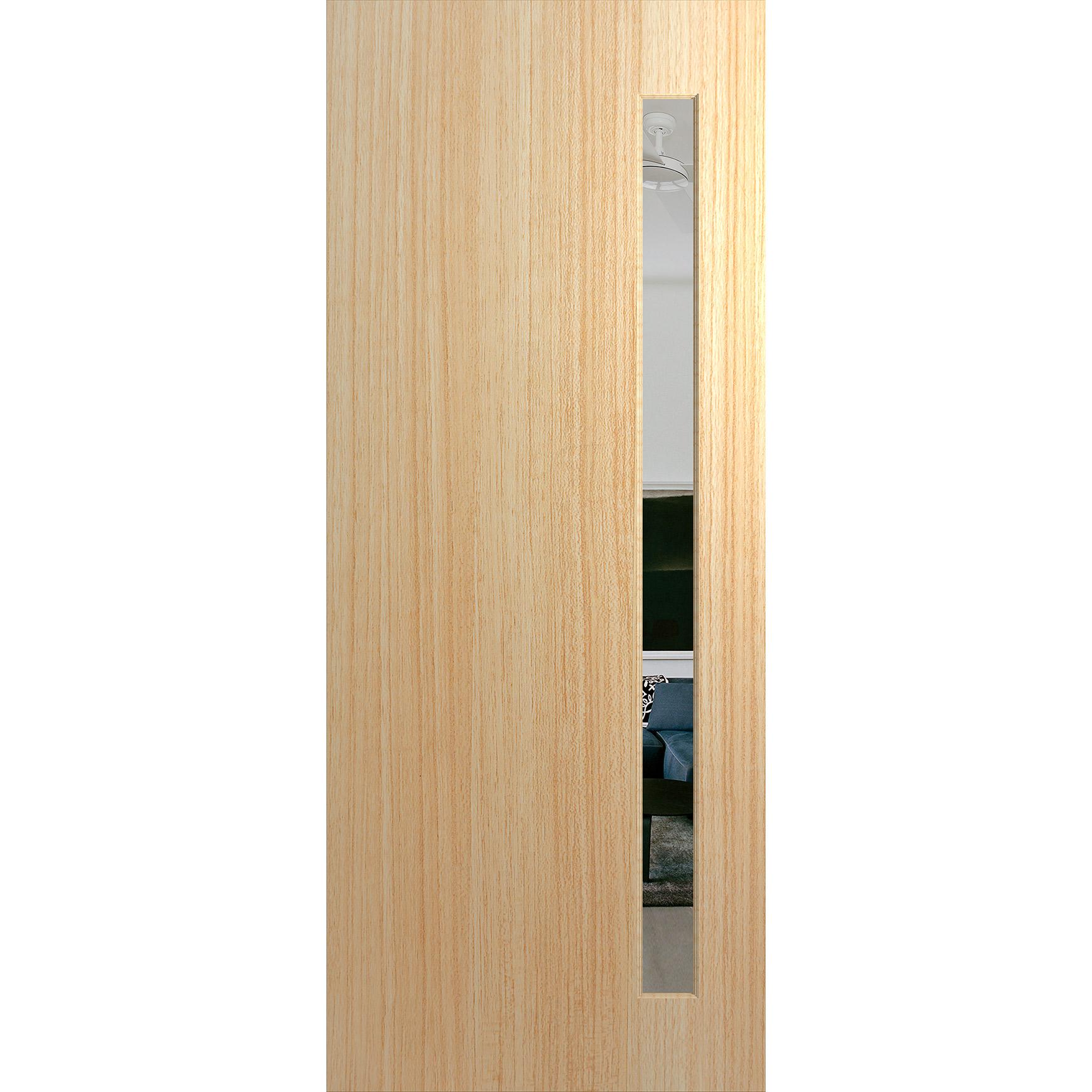 external door hume doors newington xn1 tas oak clear