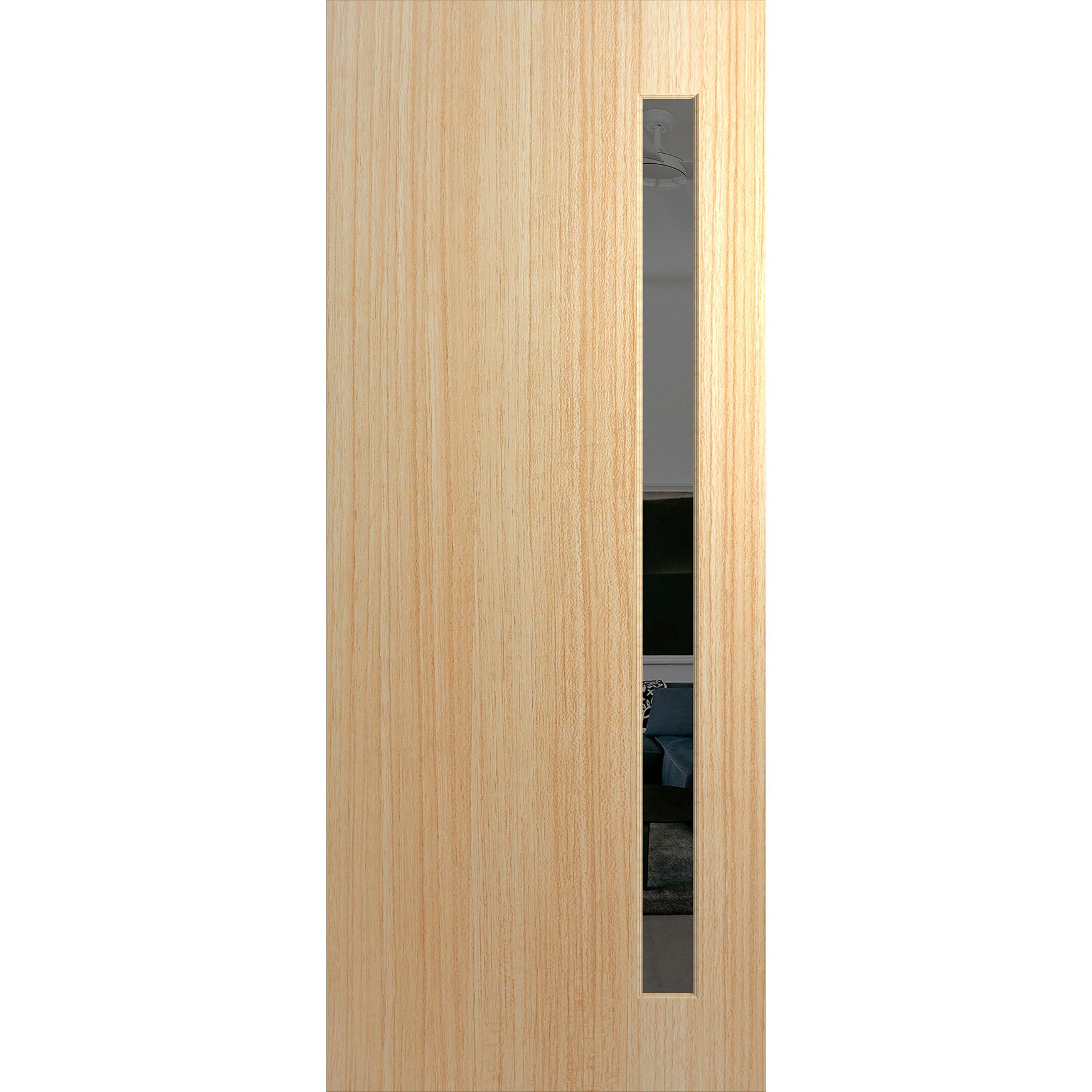 external door hume doors newington xn1 tas oak grey tint